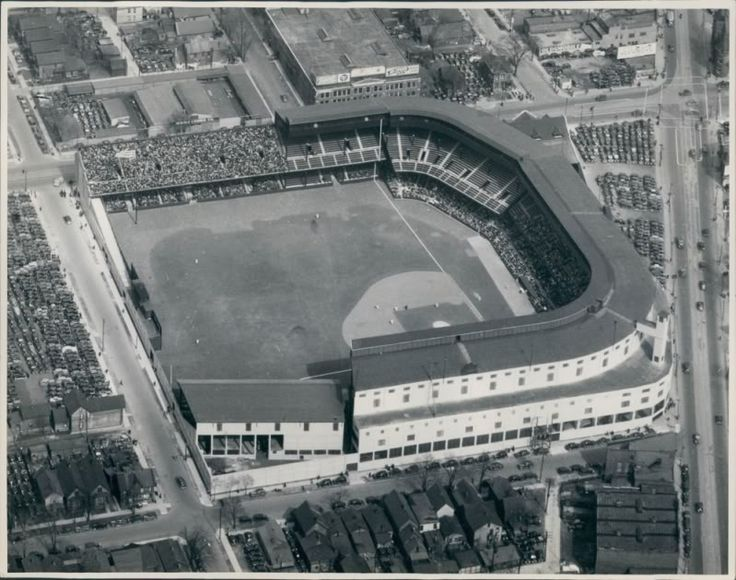 17 best ideas about tiger stadium on pinterest detroit for Comerica park wall mural