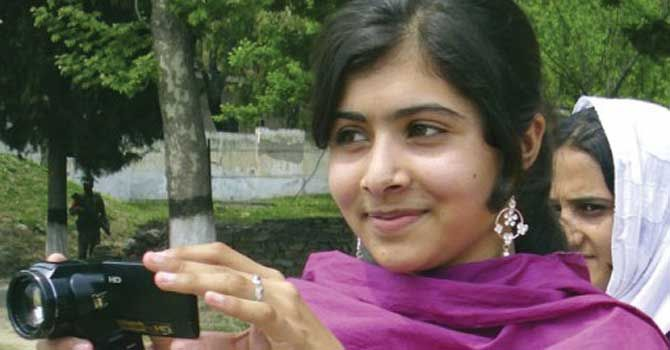 Born in Swat in 1998, Malala Yousafzai was nominated by an international childre...