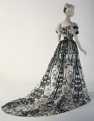 victorian evening dress - Cerca con Google