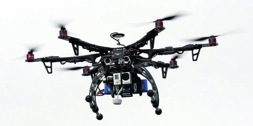 Contemplan nuevas normas para uso de los drones -...