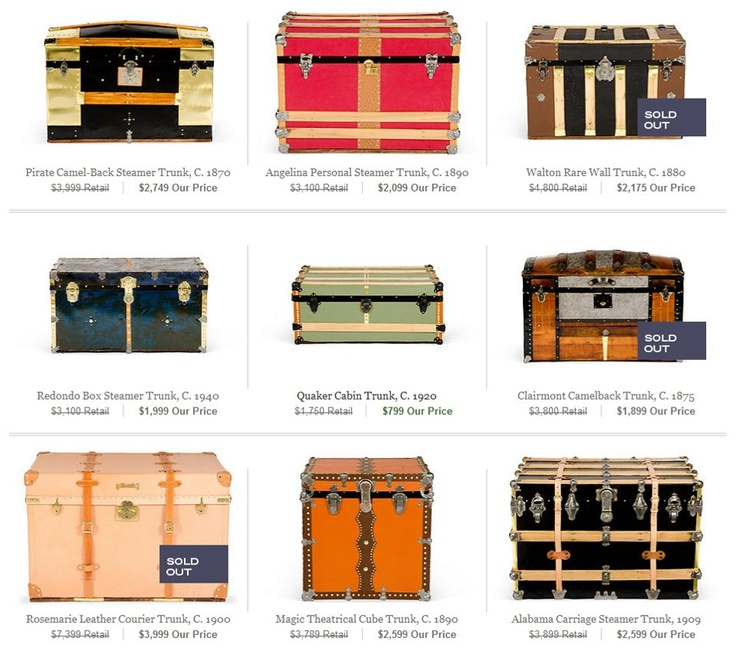37 Best Images About Trunk Ideas On Pinterest Wood