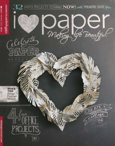 Altered Books: Ideas for Your Next Party - Cloth Paper Scissors Today - Blogs - Cloth Paper Scissors
