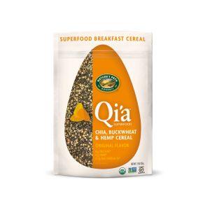 Qi'a™ Superfood - Chia, Buckwheat & Hemp Cereal Original Flavor | Nature's Path