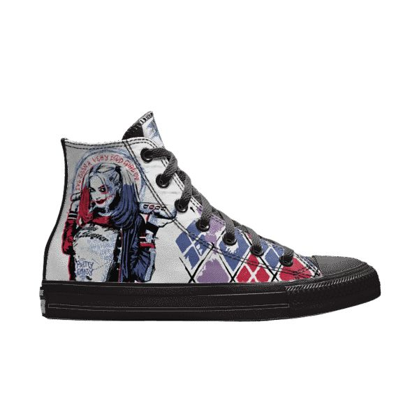 Suicide Squad Converse : Harley Quinn