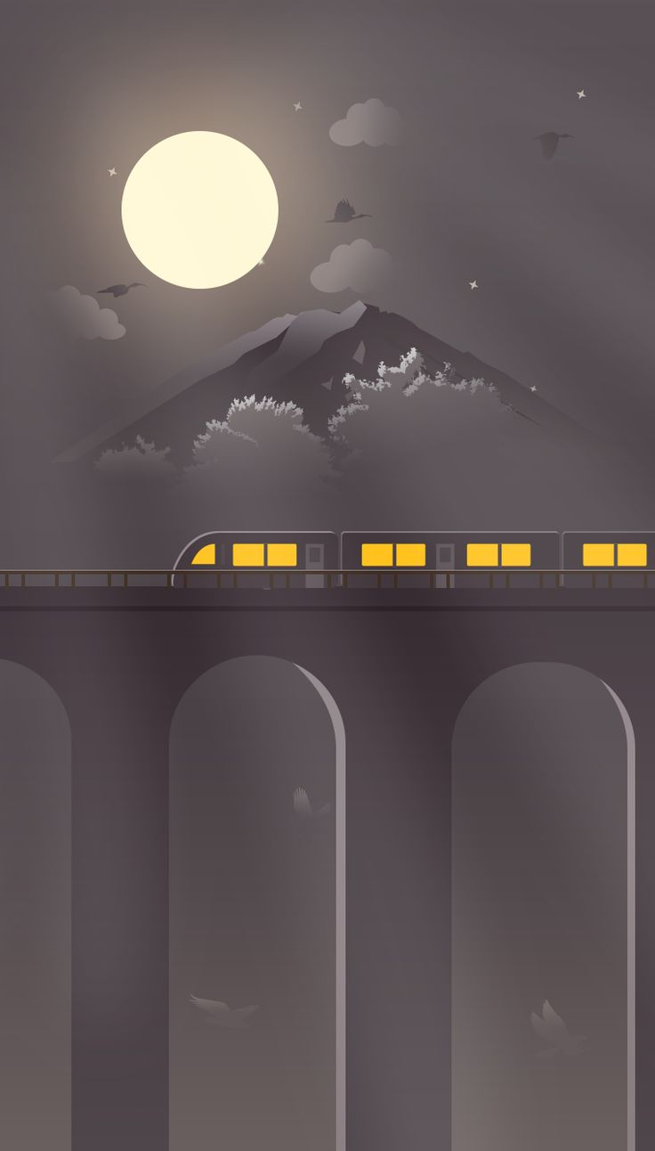 Train Wallpaer