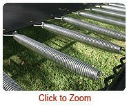 Heavy Duty Competition Trampoline Springs For Sale