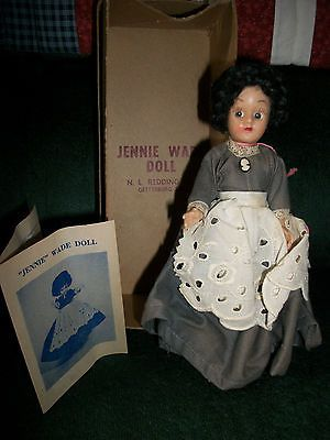 Jennie (Mary Virginia Wade) Wade Doll-1959-RARE & Hard to Find-Gettysburg