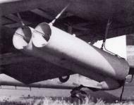 Messerschmitt Me 410A2 Hornisse weapons W.Gr.42 rockets 01