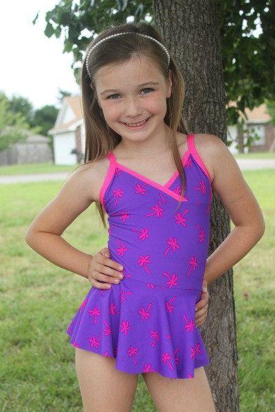 little school girl bathing suits