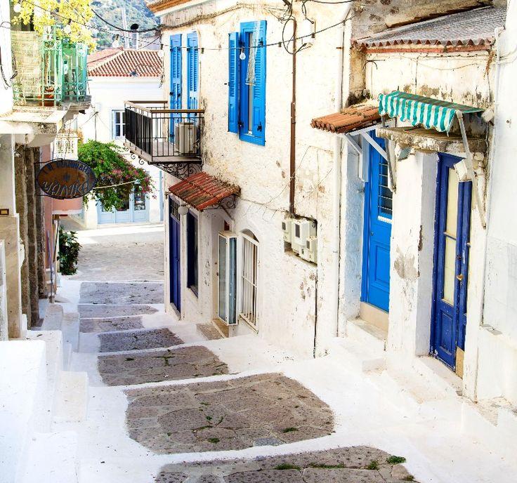 Wyspy greckie - Poros