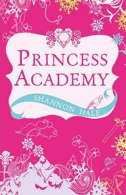 Another UK paperback of PRINCESS ACADEMY