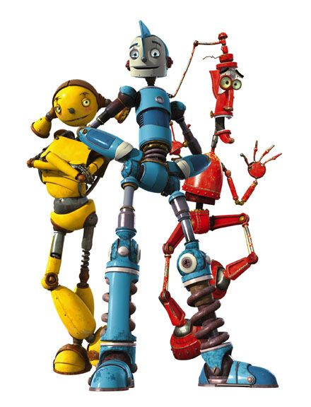 Cartoon Characters 2005 : Best images about robot characters on pinterest real
