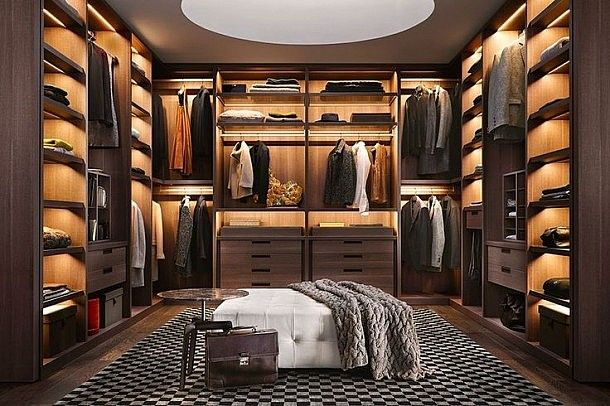 Masculine Closets Dressing Room Ideas Men S Fashion