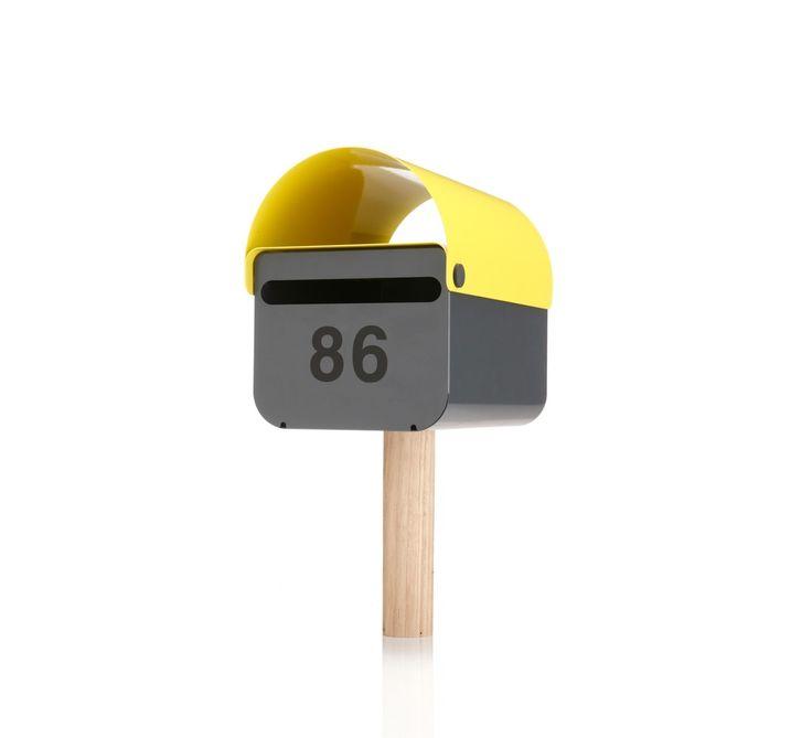 TomTom Letter Box