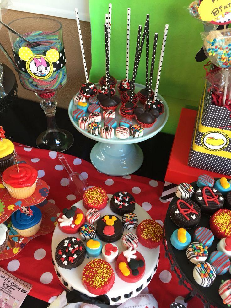 151 best Fiesta Mickey Mouse images on Pinterest | Birthdays, Fiesta ...