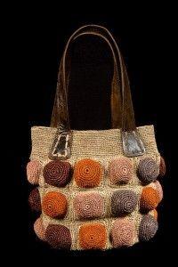 про сумки Knitting Pinterest Borse Alluncinetto Borse In