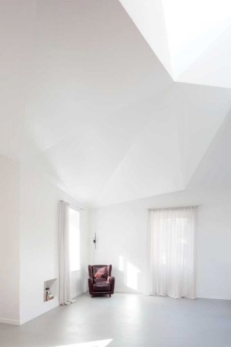 Via Mecenate  Renovation of an apartment in an Art Deco Pavilion in Rome_project by Scape