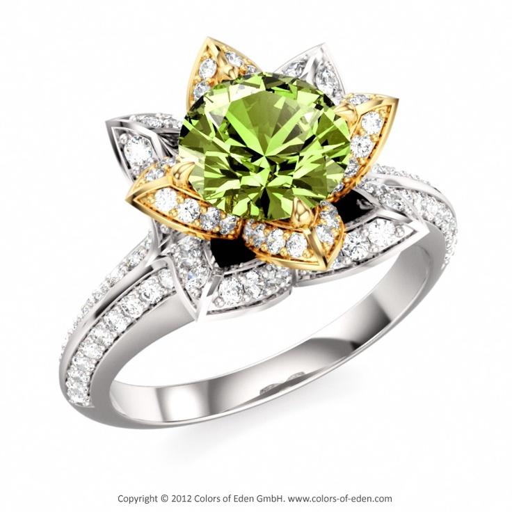 94 Best Peridot Jewelry Images On Pinterest