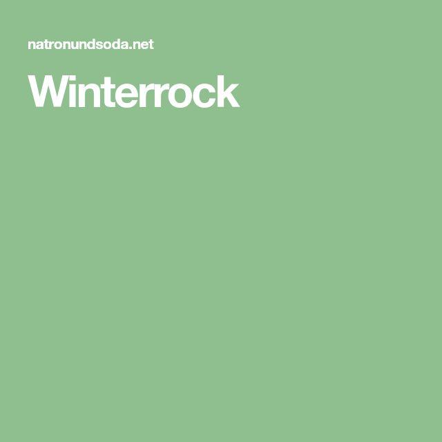 Winterrock