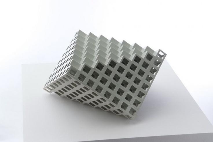 yoichiro kamei: lattice receptacle #3 (2006)