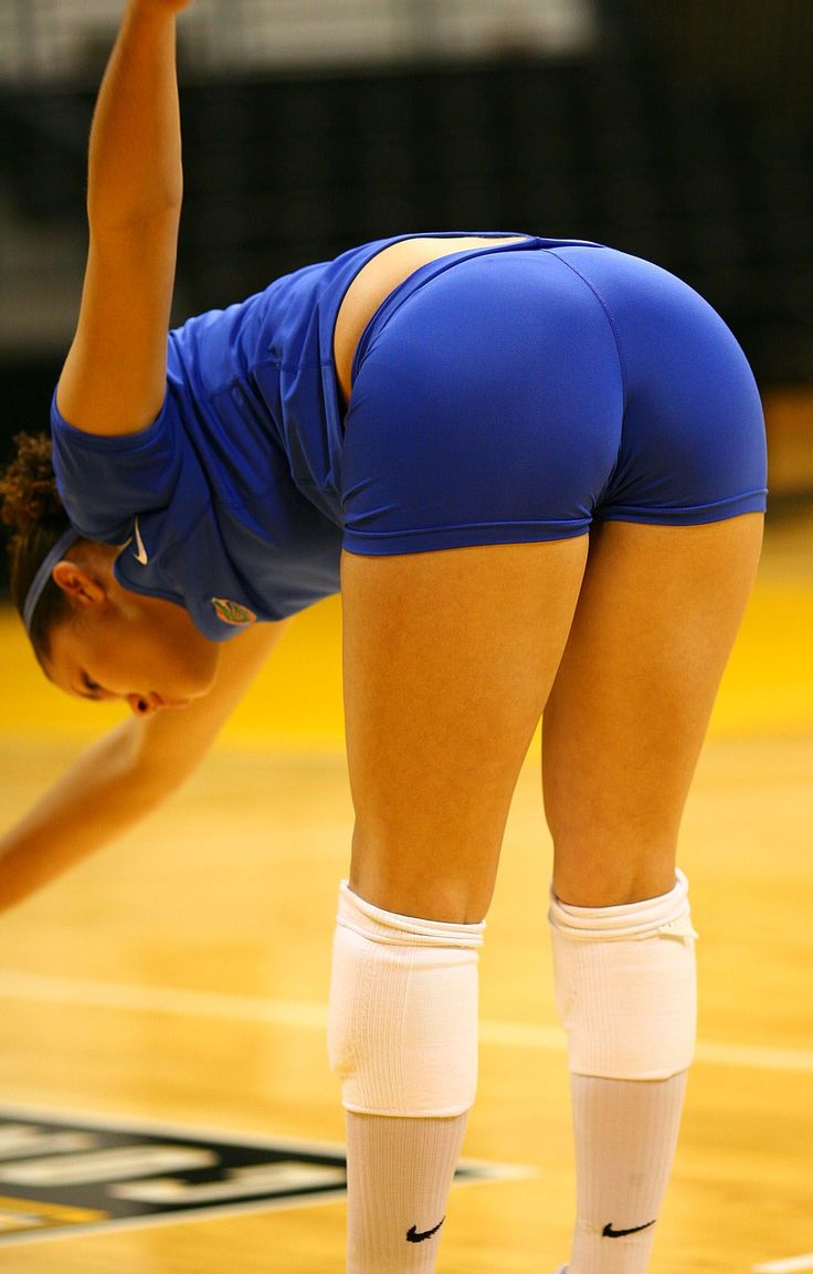 naked volleyball shorts