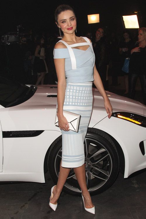 Miranda Kerr's Feet Confirm that Louboutin So Kates in White are Forthcoming - Page 2 of 5