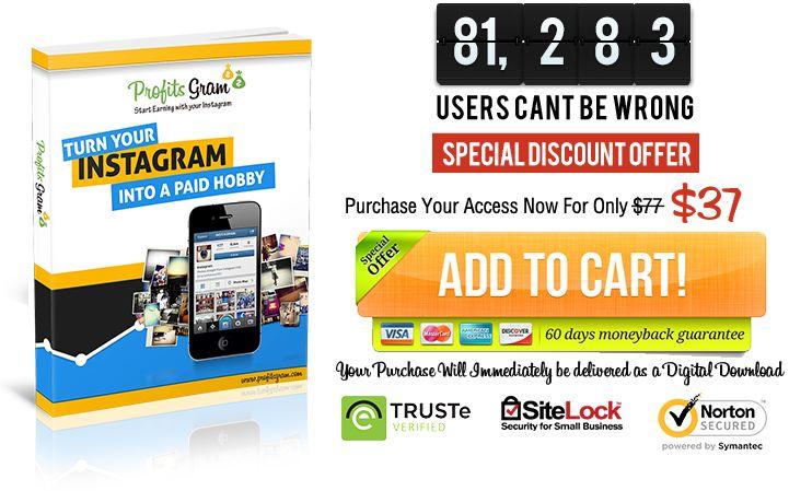 Instagram Auto-Income 2016 - Join Now - Make Money - ProfitsGram