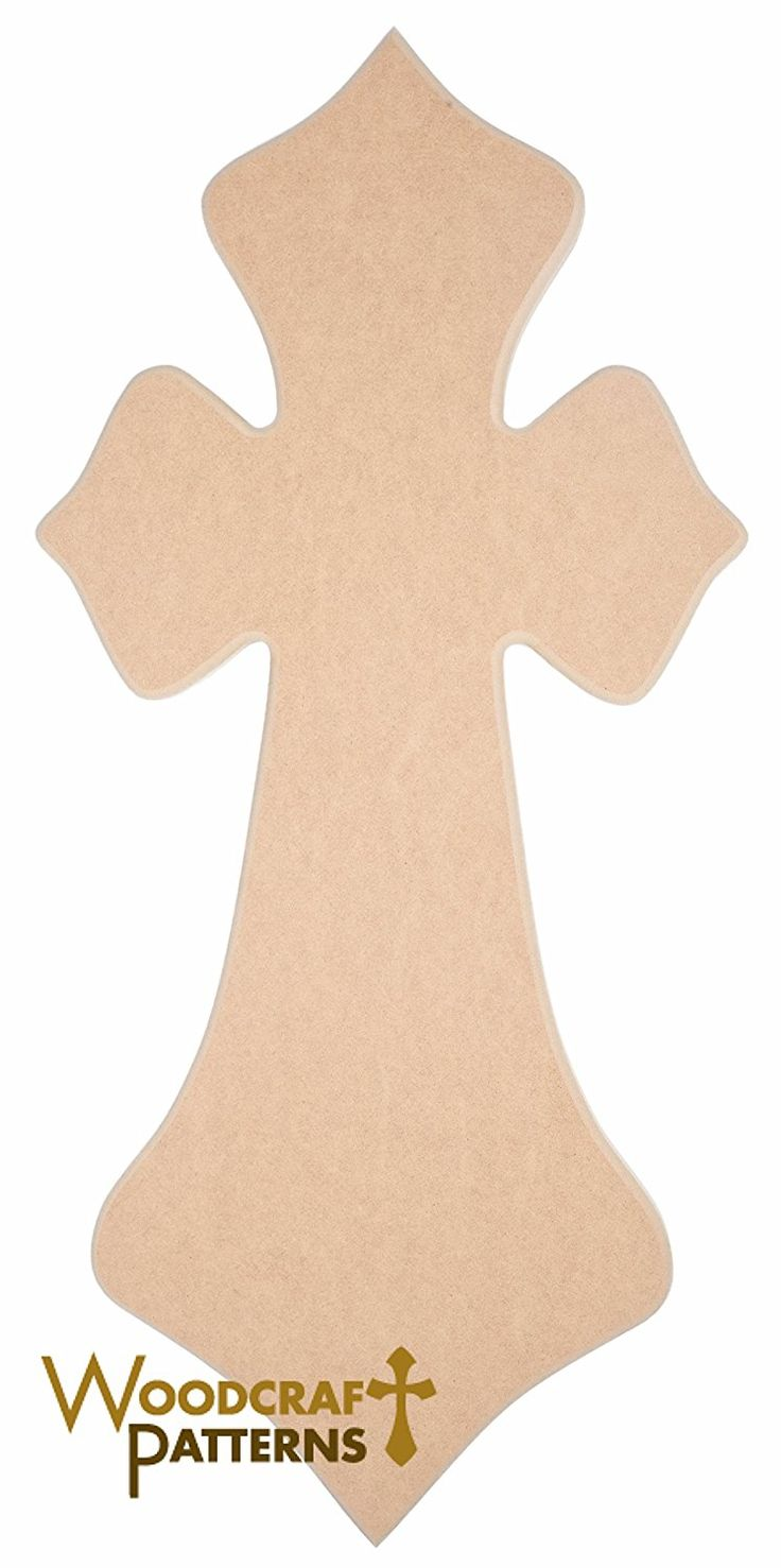 Unfinished wooden crosses for crafts - 18 X 12 Bell Wood Cross Unfinished Diy Medium Wooden Craft Cutout To Sell