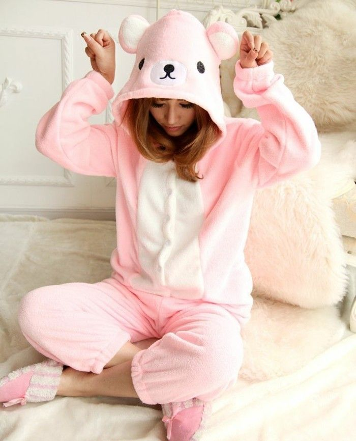 les 25 meilleures id es de la cat gorie pyjama grenouill re femme sur pinterest pyjama pilou. Black Bedroom Furniture Sets. Home Design Ideas