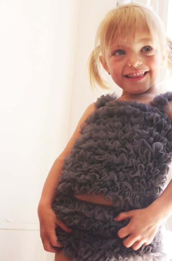 #OliviaRose has done it again! This great two piece #tutu is too fun to resist.  http://www.devlishangelz.ca/