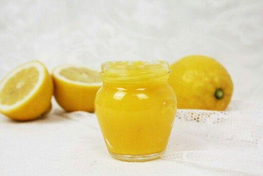 My lemon curd