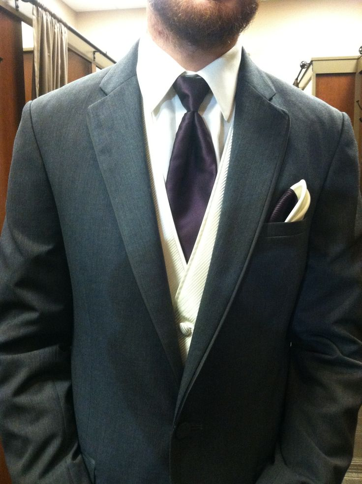 45 Best Images About Grey Wedding Suits On Pinterest