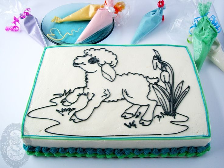174 Best Art Is In Cakes Bakery Supply Images On Pinterest