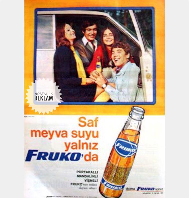 Nostaljik Reklam Arası 🤗 #nerdeindirim #reklam #nostalji #nostaljik #nostaljikreklam #türkiye #fruko #daimafrukoiçiniz @frukoturkiye