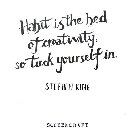 Quotable – Stephen King - Writers Write
