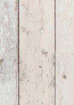 €29,90 Precio por rollo (por m2 €5,61), Patrones de papel pintado, Material base: Papel pintado TNT, Superficie: Estructura fina, Vinilo, Aspecto: Mate, Diseño: Tablas de madera antiguas, Color base: Marrón pálido, Blanco crema, Blanco grisáceo, Color del patrón: Marrón pálido, Blanco crema, Blanco grisáceo, Características: Buena resistencia a la luz, Resistente al frote, Difícilmente inflamable, Fácil de desprender en seco, Encolar la pared