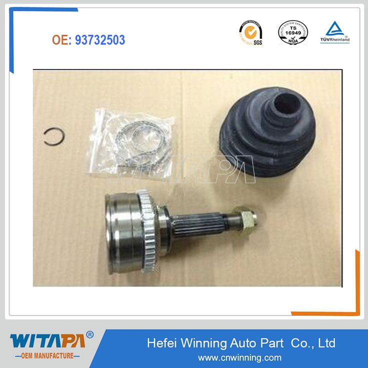 OEM GM Chevrolet Auto Spare Parts CV Joint 93732503 With Genuine Quality From Manufacture