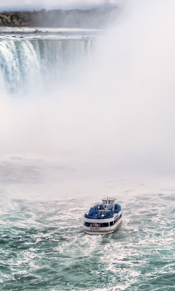 When it comes to the natural wonders of the world, Niagara Falls continues to intrigue. As for what to do once you're there, here are seven ideas. Click through!