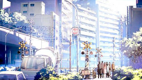 5 Centimeters Per Second screenshot