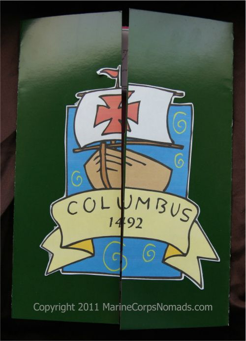 an analysis of the topic of the christopher columbus Who was christopher columbus in this video, kim explores columbus's background, his search for royal patronage, and his first voyage in 1492.