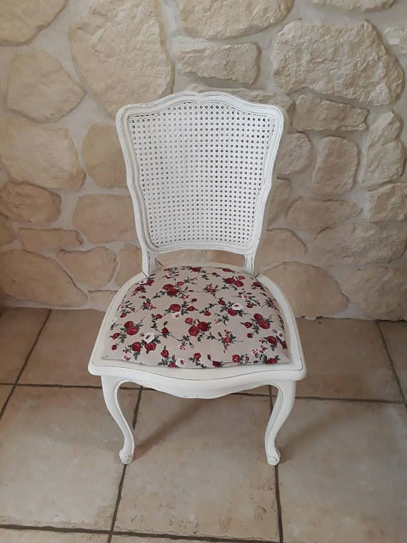 Chaise Louis Xv Patinee A L Ancienne Dining Chairs Chair Decor