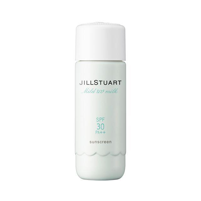 Jill Stuart Mild UV Milk SPF30 - Everglow Cosmetics #JillStuart