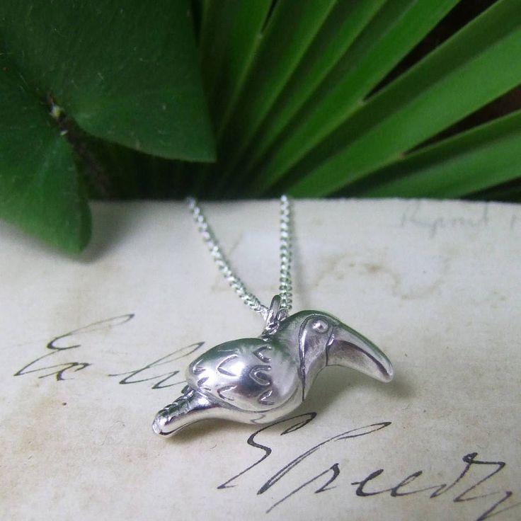 Alexis Dove Jewellery Toucan Pendant