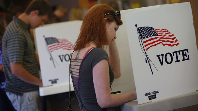 States ditch electronic voting machines