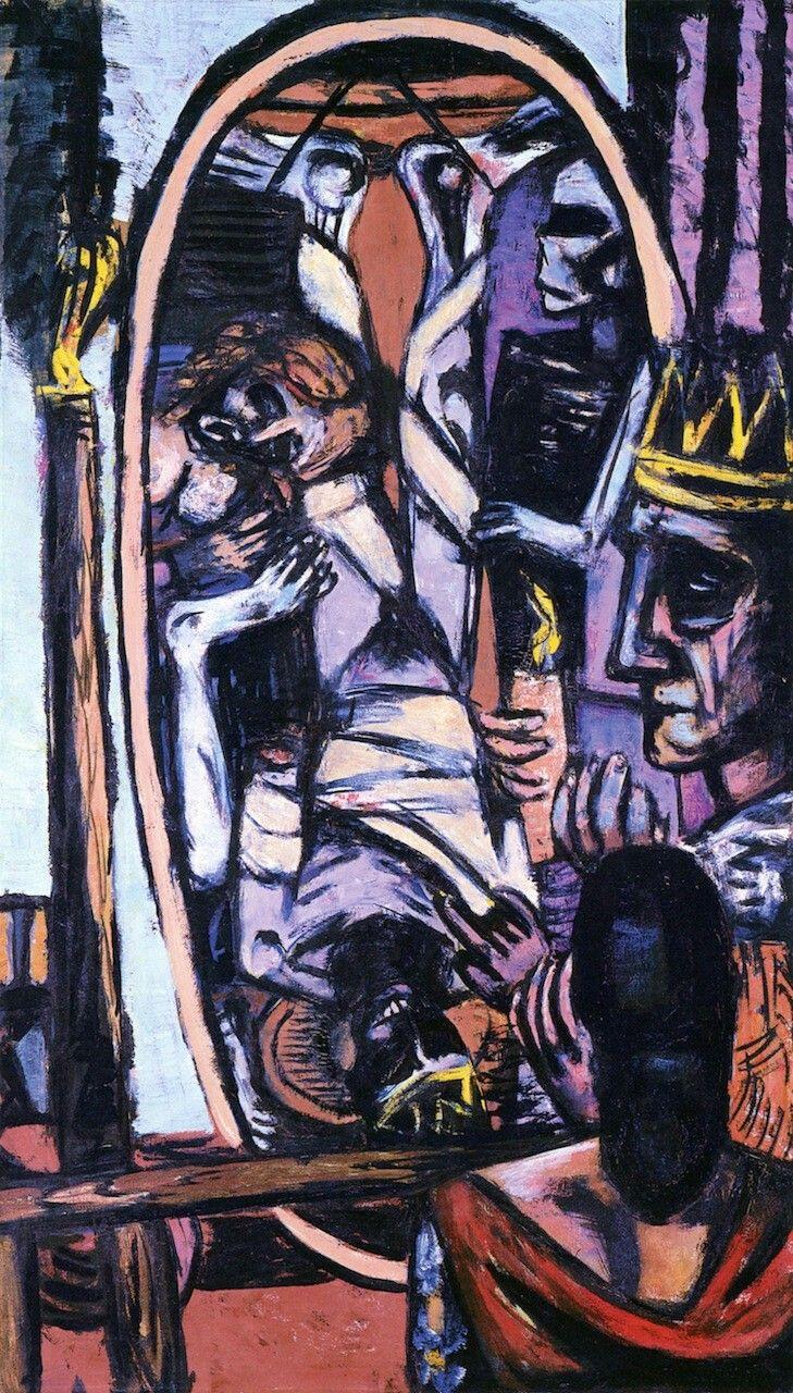 Max Beckmann: King Saul (1947)
