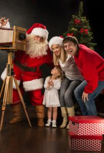 Score a free picture with Santa at Bass Pro Shop's Santa's Winter Wonderland Event!