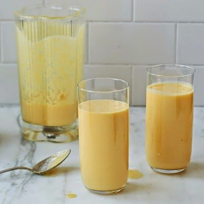 Panera Bread Restaurant Copycat Recipes: Pineapple Peach Smoothie
