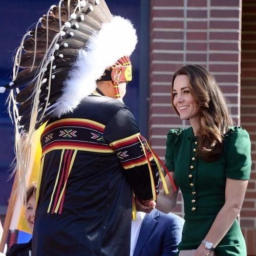 Kate Middleton e William snobbati dal capo indiano