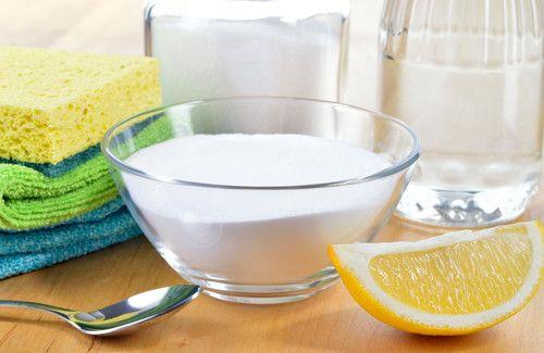 Los mejores productos naturales para limpiar la casa