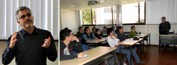 En el Boletín Semanal No 708 graduados becados por Colfuturo, nuevos diplomados en Ingeniería Mecánica y estudiantes reciben curso de robótica en la Escuela.